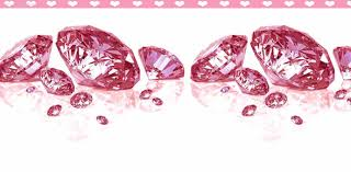 pink diaminds