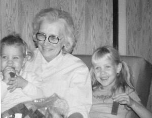 grandma Gleddie